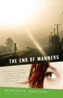 The End of Manners av Francesca Marciano (Heftet)