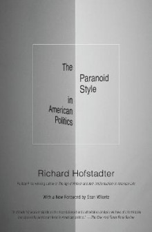 The Paranoid Style in American Politics av Richard Hofstadter (Heftet)