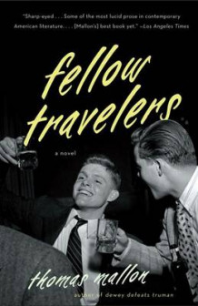 Fellow Travelers av Thomas Mallon (Heftet)