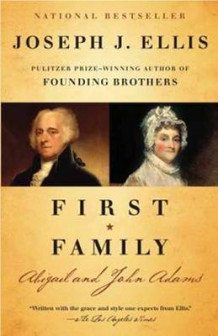 First Family av Joseph J. Ellis (Heftet)