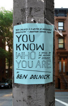 You Know Who You Are av Ben Dolnick (Heftet)