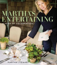 Martha's Entertaining av Martha Stewart (Innbundet)