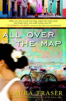 All Over the Map av Laura Fraser (Heftet)