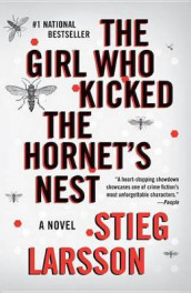 The Girl Who Kicked the Hornet's Nest av Stieg Larsson (Heftet)