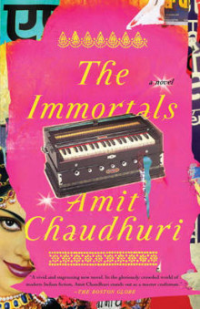 The Immortals av Professor in Contemporary Literature Amit Chaudhuri (Heftet)