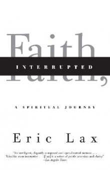 Faith, Interrupted av Eric Lax (Heftet)