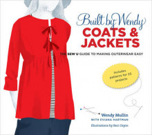 Built by Wendy Coats & Jackets av Wendy Mullin (Innbundet)
