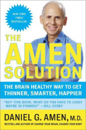 The Amen Solution av Dr Daniel G Amen (Heftet)