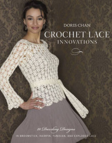 Crochet Lace Innovations av Doris Chan (Heftet)