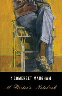 A Writer's Notebook av W Somerset Maugham (Heftet)