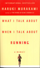 Omslag - What I talk about when I talk about running