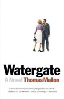 Watergate av Thomas Mallon (Heftet)