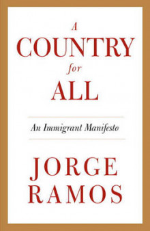 A Country for All av Jorge Ramos (Heftet)