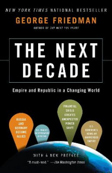The Next Decade av George Friedman (Heftet)