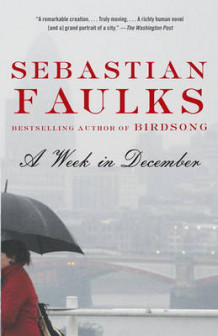 A Week in December av Sebastian Faulks (Heftet)