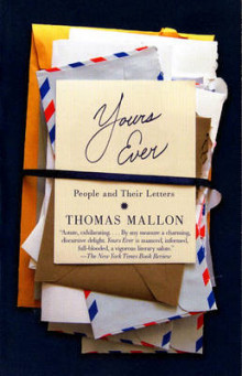 Yours Ever av Thomas Mallon (Heftet)