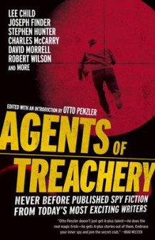 Agents of Treachery (Heftet)