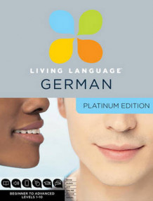German Platinum Course av Living Language (Blandet mediaprodukt)