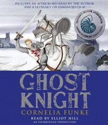 Ghost Knight av Cornelia Funke (Lydbok-CD)