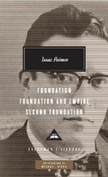 Foundation, Foundation and Empire, Second Foundation av Isaac Asimov (Innbundet)