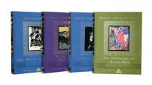 Everyman's Library Adventures 4 Volume Set av Robert Louis Stevenson, Alexandre Dumas og Roger Lancelyn Green (Innbundet)