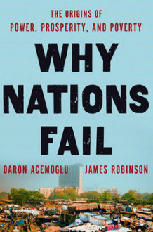 Why Nations Fail av Professor Daron Acemoglu og James a Robinson (Innbundet)