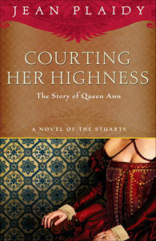 Courting Her Highness av Jean Plaidy (Heftet)