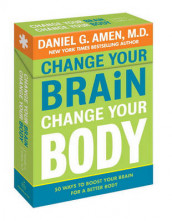 Change Your Brain, Change Your Body Deck av Dr Daniel G Amen (Undervisningskort)