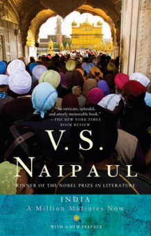 India: A Million Mutinies Now av V S Naipaul (Heftet)