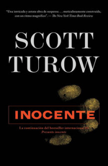 Inocente av Scott Turow (Heftet)