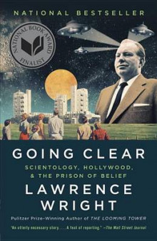Going Clear av Lawrence Wright (Heftet)