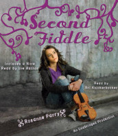 Second Fiddle av Rosanne Parry (Lydbok-CD)