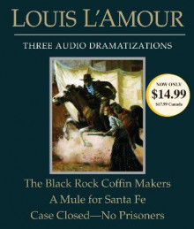 Black Rock Coffin Makers/A Mule For av Louis L'Amour (DVD)