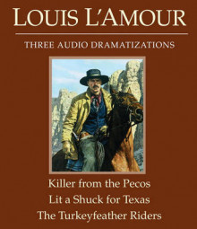 Killer From The Pecos/Lit A Shuck For Texas/Turkeyfeather Riders av Louis L'Amour (DVD)