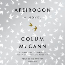 Apeirogon: A Novel av Colum McCann (Lydbok-CD)
