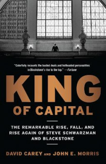King Of Capital av David Carey og John E. Morris (Heftet)