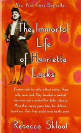 Omslag - The immortal life of Henrietta Lacks