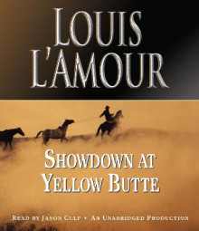 Showdown At Yellow Butte av Louis L'Amour (DVD)