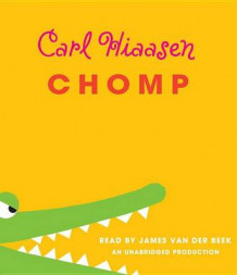 Chomp av Carl Hiaasen (Lydbok-CD)