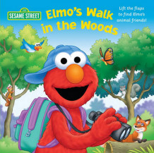 Elmo's Walk in the Woods av Naomi Kleinberg (Pappbok)