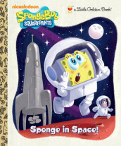 Sponge in Space! (Spongebob Squarepants) av Golden Books (Innbundet)