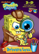 Omslag - Private Eyes (Spongebob Squarepants)