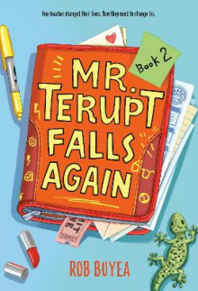 Mr. Terupt Falls Again av Rob Buyea (Heftet)