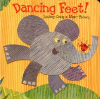 Dancing Feet av Lindsey Craig og Marc Brown (Pappbok)