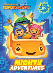 Team Umizoomi: Mighty Adventures av Golden Books (Heftet)