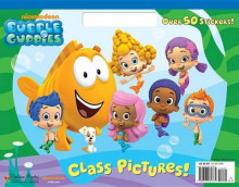 Bubble Guppies: Class Pictures! av Golden Books (Heftet)