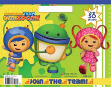 Team Umizoomi: Join the Team! av Golden Books (Heftet)