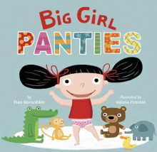 Big Girl Panties av Fran Manushkin (Pappbok)