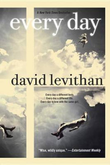 Every Day av David Levithan (Heftet)