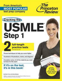 Cracking the USMLE Step 1, with 2 Practice Tests av Princeton Review (Heftet)
